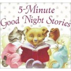 5 Minute Good Night Stories  (Hardback)       {USED}
