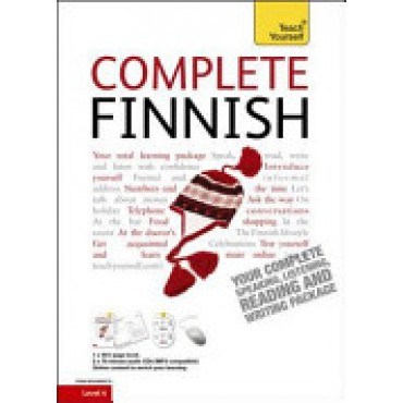 Complete Finnish, Teach Yourself