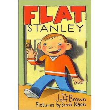 Flat Stanley 40th Anniversary Edition