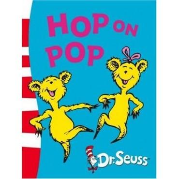 Hop On Pop (Dr Seuss Blue Back Books)