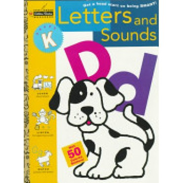 Letters & Sounds (Kindergarten) (Step Ahead)