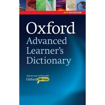 Oxford Advanced Learner's Dictionary 8th Edition + CD Paperback