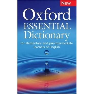 Oxford Essential Dictionary (Elt)