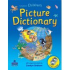 Children's Picture Dictionary (blue)