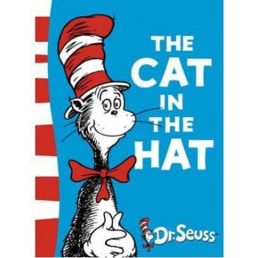 The Cat In The Hat (Dr Seuss Green Back Books)
