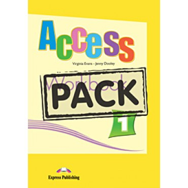 Access 1 Workbook +DVD Pal