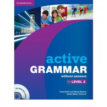 Active Grammar Level 2  +CD-ROM (no answers)