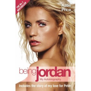 Being Jordan My Autobiography       {USED}