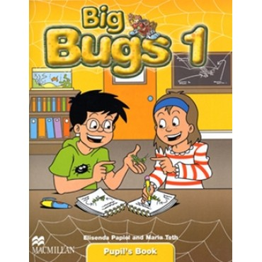 Big Bugs: Level 1 Pupil's Book