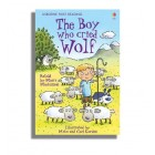 The Boy Who Cried Wolf (Usborne First Reading) (Hardback)