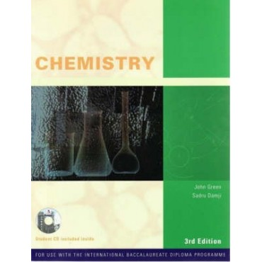 Chemistry IB Diploma 3rd Edition included CD