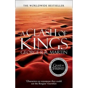 A Clash of Kings : Book 2    {USED}