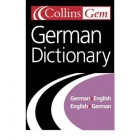 Collins Gem German (Mini) Dictionary