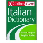 Collins Gem Italian (Mini) Dictionary