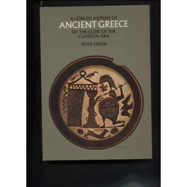 A Concise History of Ancient Greece     {USED}