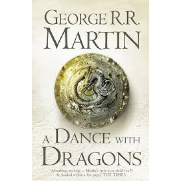 A Dance with Dragons  (Hardback)    {USED}