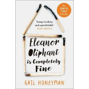 Eleanor Oliphant is Completely Fine        {USED}