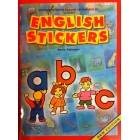 English Stickers  Basic Alphabet
