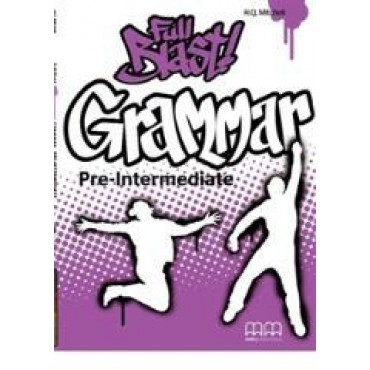 Full Blast Grammar Pre-Intermediate (English Edition) OLD EDITION
