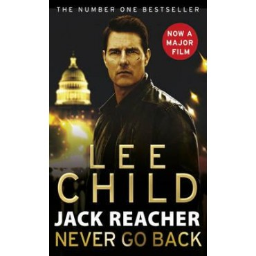 Jack Reacher: Never Go Back       {USED}