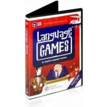 Language Games CD-ROM single user