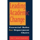 Leading Academic Change  (Hardback)