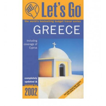 Let's Go Greece (Paperback)