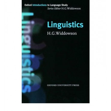 Linguistics (Oxford Intoduction to Language Study Series)