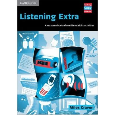 Listening Extra Photocopiable Book + Audio CD (set)