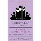 A Literature of Their Own: British Women Novelists from Bronte to Lessing    {USED}