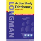 Longman Active Study Dictionary +Cd-Rom Pack