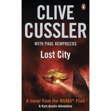 Lost City              {USED}
