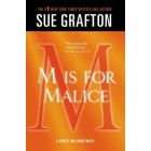 M is for Malice       {USED}