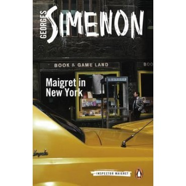 Maigret in New York     {USED}