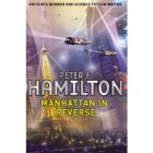 Manhattan in Reverse   -Hardback      {USED}