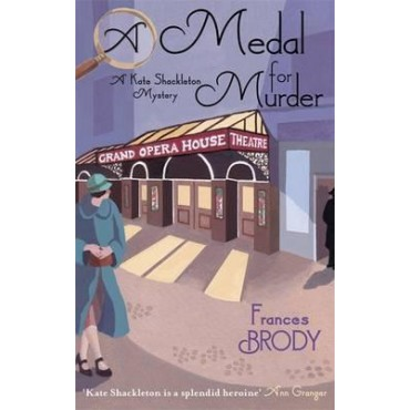 A Medal for Murder           {USED}