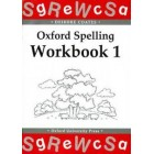 Oxford Spelling 1 Workbook