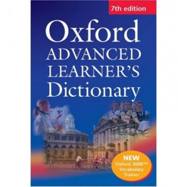 Oxford Advanced Learner's Dictionary with CD-ROM 7th Edition Paperback