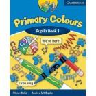 Primary Colours 1