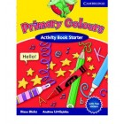 Primary Colours Starter Activity Book