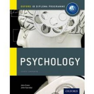 Psychology Course Companion IB Diploma