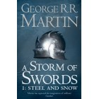 A Storm of Swords: Part 1 Steel and Snow     {USED}