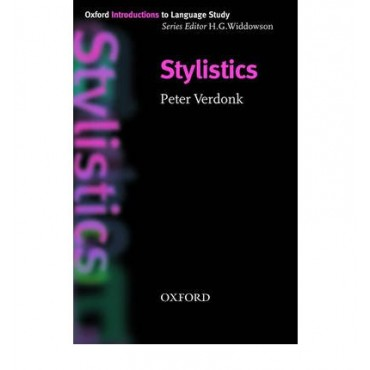 Stylistics  (Oxford Intoduction to Language Study Series)