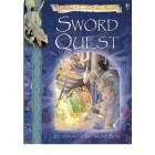 "Sword Quest ""Usborne Fantasy Puzzle Books"""