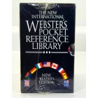 Webster's Pocket Reference Library (Box set of 8)