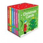 Christmas Carols -My Little Pocket Library (Board book)