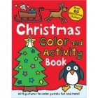 Christmas Color and Activity Book (Paperback)