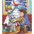 Woody's White Christmas - Toy Story (Hardback)
